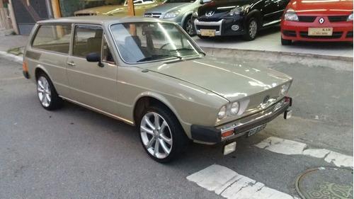 volkswagen variant 2 1980 2 dono placa preta ($13.800,00)