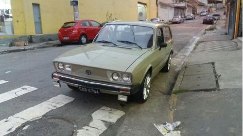 volkswagen variant 2 1980 2 dono placa preta ($13.990,00)