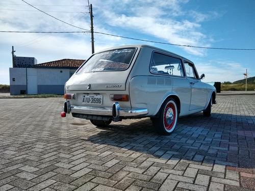 volkswagen variant injetada1971