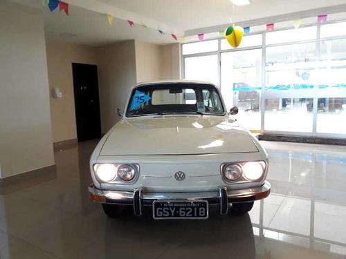 volkswagen variant tl 1600 1975 - reliquia!