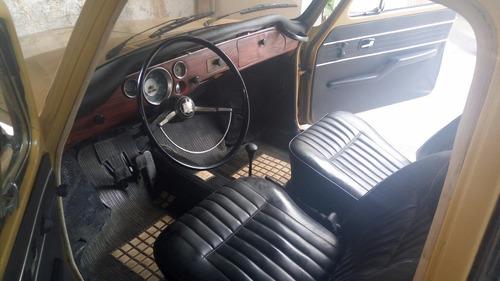 volkswagen variant tl 1600l 1972