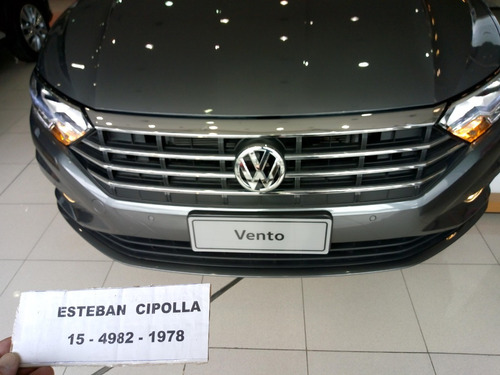 volkswagen vento 1.4 comfortline 150cv at 2019 fl