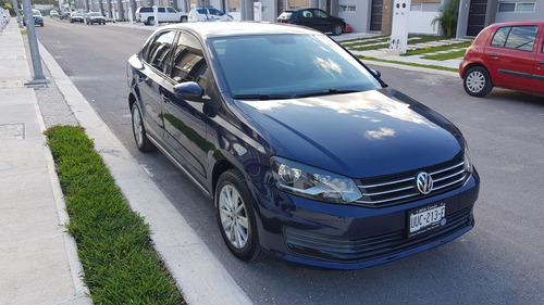 volkswagen vento 1.6 confortline at 2016