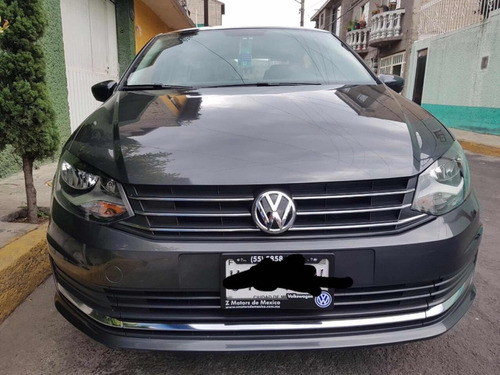volkswagen vento 1.6 confortline at 2017