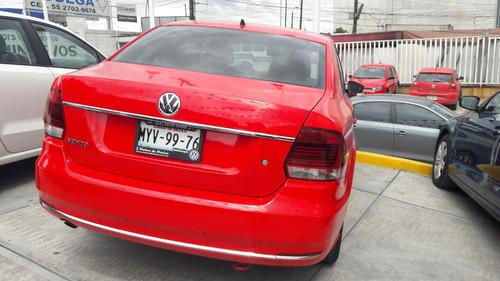volkswagen vento 1.6 confortline mthe89938 zmotors de mexico