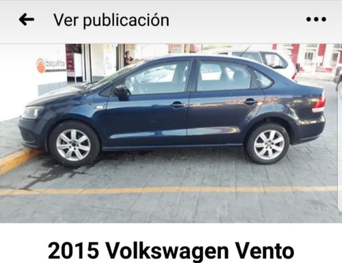 volkswagen vento 1.6 style mt 2015