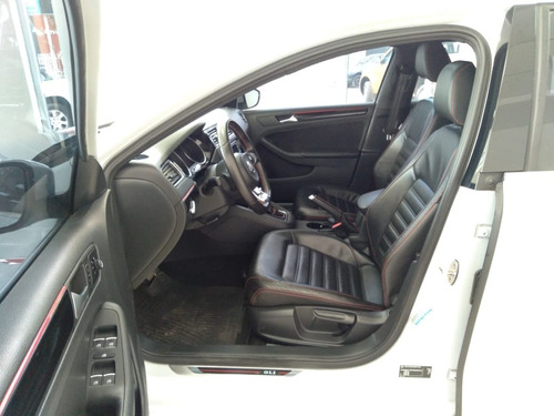 volkswagen vento 2.0 gli automático única mano blanco 2017