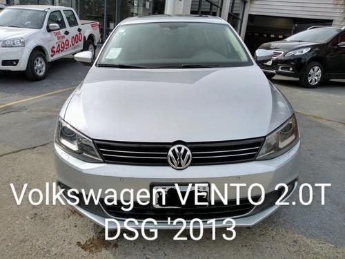 volkswagen vento 2.0 sportline tsi 200cv dsg 2014