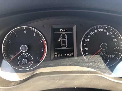volkswagen vento 2.0 t fsi sportline dgs 2011