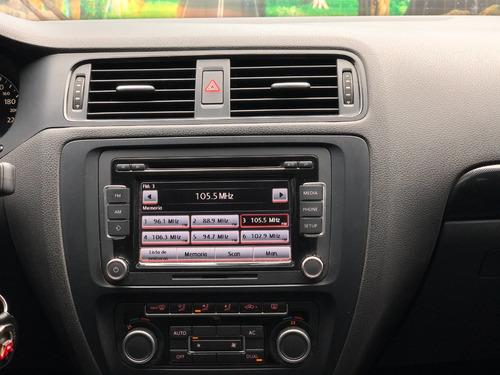 volkswagen vento 2013 luxury 2.5 gnc, linea nueva !