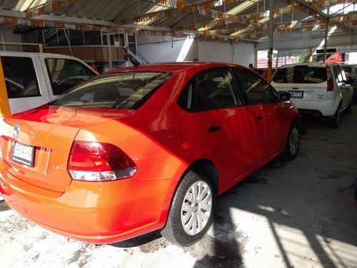 volkswagen vento 2015 rojo  $ 134,900.00