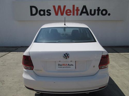 volkswagen vento 2017 1.6 tiptronic blanco