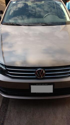volkswagen vento  20171.6 starline mt seminuevo