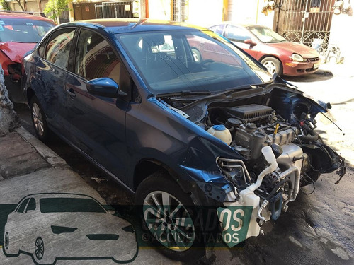 volkswagen vento 2018 para reparar