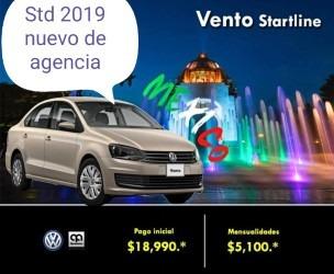 volkswagen vento 2019 1.6 starline mt