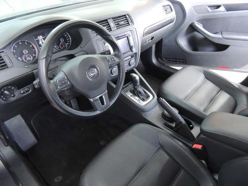 volkswagen vento 2.5 luxury tiptronic 2014 4p san blas auto