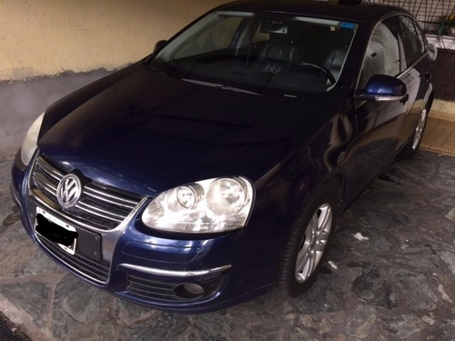 volkswagen vento 2.5 luxury wood manual año 2006