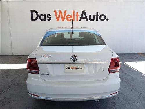 volkswagen vento comfortline 1.6l l4 105hp tip 2019