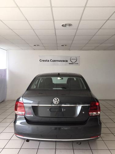 volkswagen vento comfortline std 2018 cresta cuernavaca
