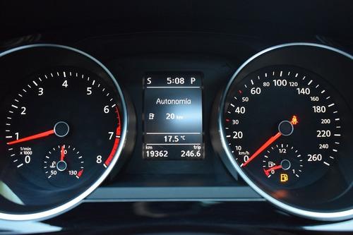 volkswagen vento gli 2017 19.000 kms