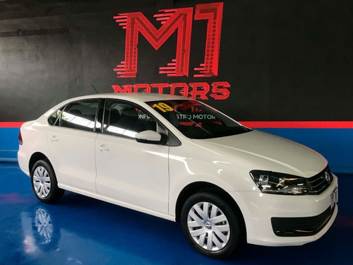 volkswagen vento starline at 2019 blanco $ 187,000