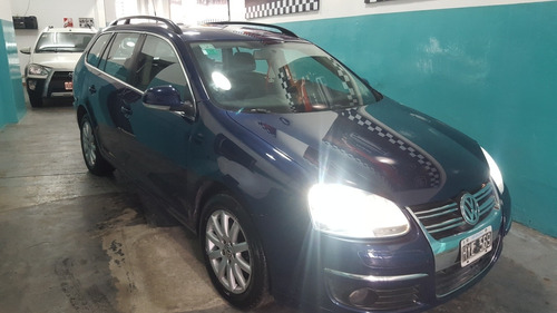 volkswagen vento variant 2.5 advance tiptronic - impecable