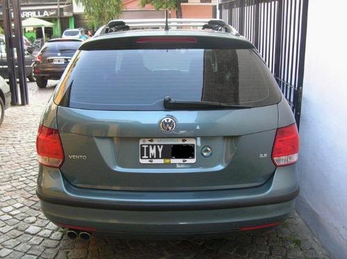 volkswagen vento variant 2.5r mt5 1° mano 2009