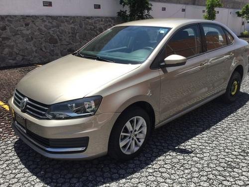 volkswagen vento vento comfortline at 2017 seminuevos