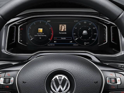 volkswagen virtus 1.0 highline aut okm r$ 74.999,99