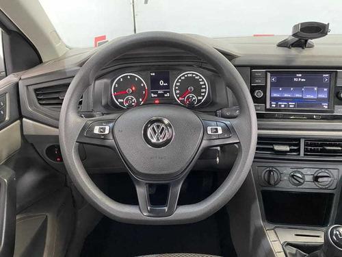 volkswagen virtus 1.6 16v msi 4p completo 2019 top !!!