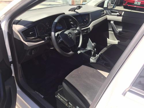 volkswagen virtus 1.6 comfortine anticipo 500000 y cuotas