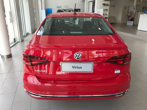 volkswagen virtus 1.6 comfortline at 2021 cm
