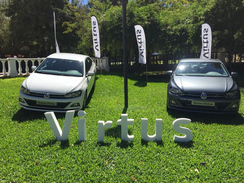 volkswagen virtus 1.6 msi highline at 0 km 2019 3