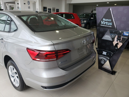 volkswagen virtus 1.6 msi trendline 2020