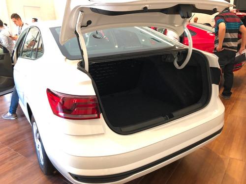 volkswagen virtus 1.6 msi trendline 2020 manual 0km gris