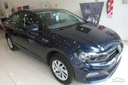 volkswagen virtus 1.6 msi trendline 2020 vw 0km manual azul