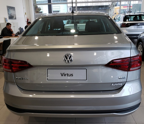 volkswagen virtus 1.6 msi trendline at 0 km 2019 1