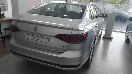 volkswagen virtus 1.6 msi trendline okm anticipo y cuotas