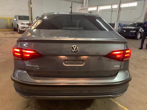 volkswagen virtus 1.6 trendline 2020 manual 0km vw sedan 13