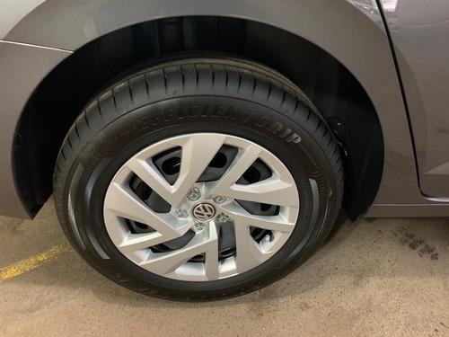 volkswagen virtus 1.6 trendline 2020 manual 0km vw sedan 7