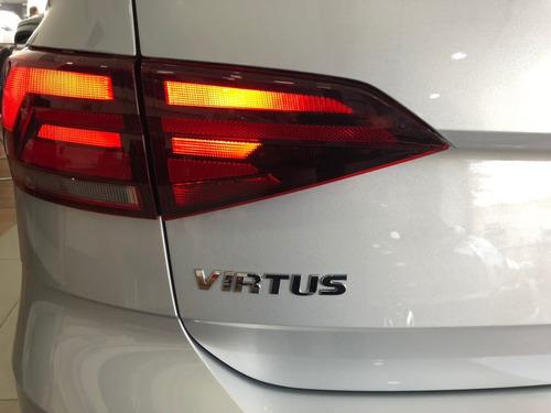 volkswagen virtus 1.6 trendline manual 2019 0km vw nuevo 18