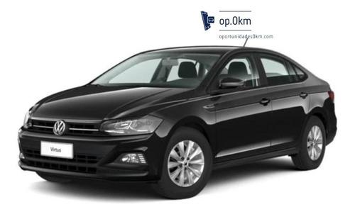 volkswagen - virtus - 4p 1.6 msi comfortline at - 2020 - 0km