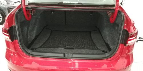volkswagen virtus comfortline 1.6 anticipo + cuotas fijas