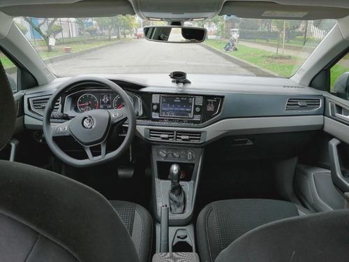 volkswagen virtus comfortline 2020 1.6 aut