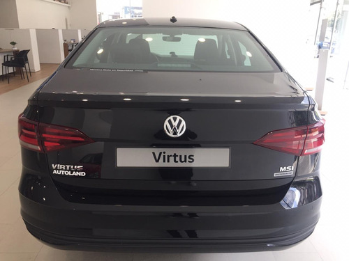 volkswagen virtus comfortline at 2021