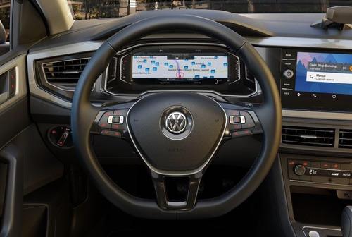 volkswagen virtus comfortline automatico 4ptas 1.6 msi dm