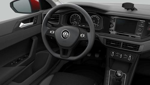 volkswagen virtus comfortline my19 necochea 0km