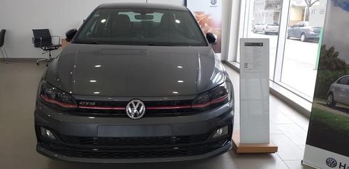 volkswagen virtus gts 1.4 t gris platinum 2020