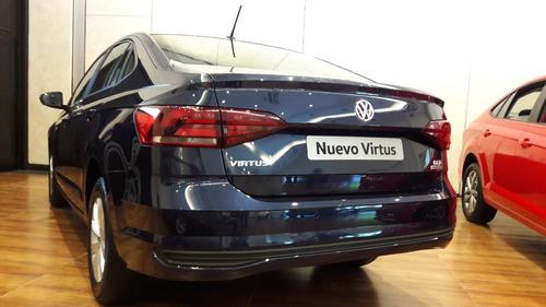 volkswagen virtus highline entrega inmediata gv