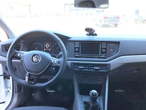 volkswagen virtus highline motor 1.6 16v 4 puertas dm